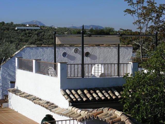 Los Abedules Cazorla Jaén Spain Sun Terrace Terraza